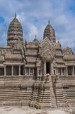 Angkor modèle Wat. Photos stock