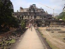 Angkor. Royalty Free Stock Images