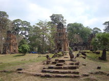 Angkor. Royalty Free Stock Images