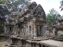 Angkor. Royalty Free Stock Photo