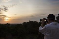 Angkor-Reich kambodscha lizenzfreies stockbild