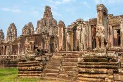 Angkor-Ruinen Stockfotografie