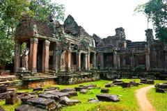 Angkor ruins Stock Images