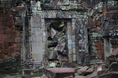 Angkor Ruins Royalty Free Stock Photography
