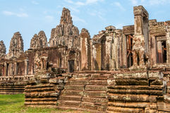 Angkor Ruins Stock Photography