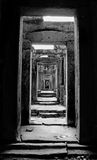 angkor rujnuje świątynię Obraz Royalty Free