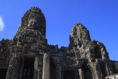 Angkor's popular temples Stock Photos