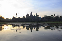 Angkor's popular temples Royalty Free Stock Photography