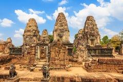 Angkor. Siem Reap, Cambodia Stock Images