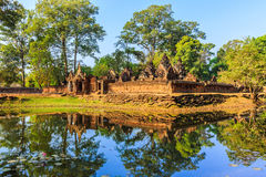 Angkor. Siem Reap, Cambodia Royalty Free Stock Photography