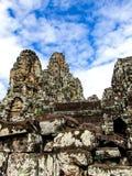 Angkor Siemriep Cambogia Immagine Stock