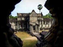 Angkor Siemriep Cambogia Fotografie Stock