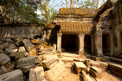 Angkor in sunshine - Cambodia Stock Images