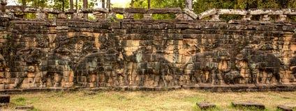 Angkor in sunshine - Cambodia Stock Photo
