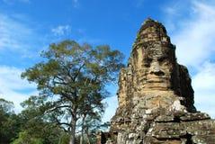 Angkor Tempel Lizenzfreies Stockfoto