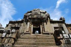 Angkor Tempel Stockbild