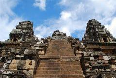 Angkor Tempel Lizenzfreie Stockfotos