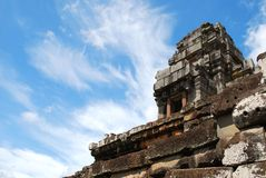 Angkor Tempel Stockfoto