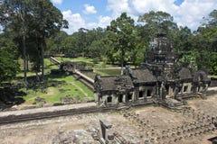 Angkor tempel Baphuon Royaltyfri Bild