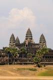 Angkor-Tempelkomplex Stockbild