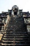Angkor tempelkomplex Arkivfoto