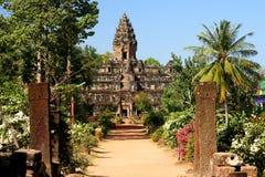 Angkor Temple Stock Photos