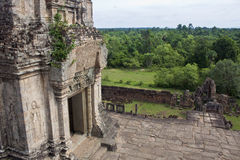 Angkor temple Bakong Royalty Free Stock Photo