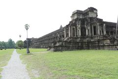 Angkor Temple Cambodia Royalty Free Stock Images