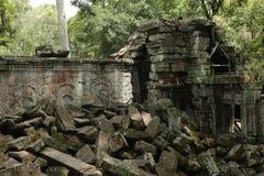 Angkor Temple Cambodia Stock Image