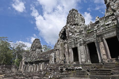 Angkor Temples Royalty Free Stock Photography