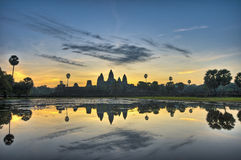 Angkor Temples Royalty Free Stock Images