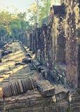 Angkor Temples ancient ruins, Cambodia Stock Image