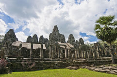 Angkor Temples Stock Image