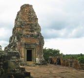 Angkor Thom świątynia Fotografia Royalty Free