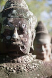 Angkor thom, λεπτομέρεια Στοκ Εικόνες