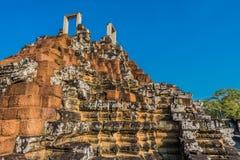 Angkor thom Καμπότζη ναών Baphuon Στοκ εικόνες με δικαίωμα ελεύθερης χρήσης