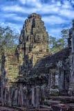 Angkor Thom - ναός Bayon Στοκ Φωτογραφίες