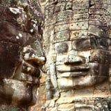 Angkor Thom, περιοχή Angkor Wat, Καμπότζη Στοκ Φωτογραφία
