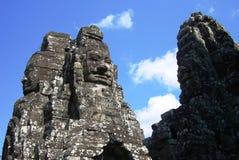 Angkor Thom Immagine Stock Libera da Diritti