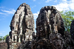 Angkor Thom Stock Images