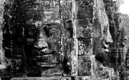 Angkor Thom Стоковые Фотографии RF