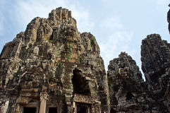 The Angkor Thom Stock Photo