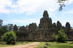 Angkor Thom Stock Images