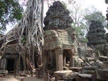 Angkor Thom Στοκ Εικόνα