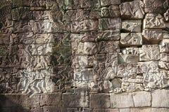 Angkor Thom Stockfotos