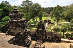 Angkor Thom Lizenzfreie Stockfotos