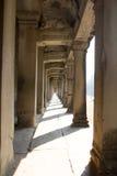 Angkor Thom Royaltyfria Bilder