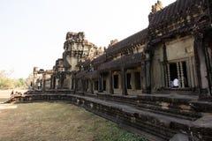 Angkor Thom Royaltyfri Bild