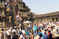 Angkor Thom Imagens de Stock Royalty Free