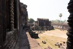Angkor Thom Arkivbild